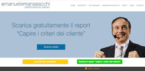 Emanuele Maria Sacchi