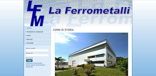 La ferrometalli